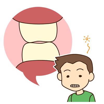 歯列接触癖(TCH)